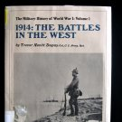 The Batttles in the West Military History WWI Dupuy