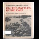 The Battles in the East Military History WWI Dupuy HCDJ