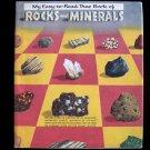 True Book of Rocks and Minerals Illa Podendorf HCDJ