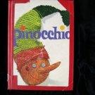 Pinocchio Lois Lenski Allen Chaffee Vintage HC 1946