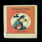 Humbug Potion ABC Cipher Lorna Balian Homely Witch 1984