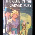The Clue of the Carved Ruby Helen Wells Vicki Barr HCDJ