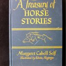 A Treasury of Horse Stories Margaret self Megargee 1945