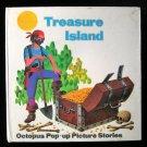 Treasure Island Octopus Pop Up Picture Stories 1979