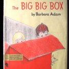 The Big Big Box Barbara Adam Nusery School Cat HCDJ