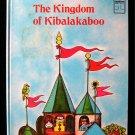 The Kingdom of Kibalakaboo Consonant Sounds McCarthy HC