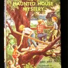 The Happy Hollisters and the Haunted House Mystery HCDJ