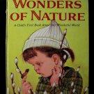 Wonders of Nature Eloise Wilkin Big Golden Book Vintage
