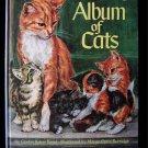 Album of Cats Gladys Baker Bond Burridge Vintage 1971