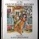 Mother Goose The Old Nursery Rhymes Kate Greenaway 1979