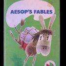 Aesop's Fables Flip Out Book Saiko Hieda Fukazawa 1972