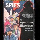 The Real Book About Spies Epstein Williams Pfiffner HC