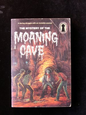 The Mystery of the Moaning Cave Three Investigators SC