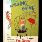 Gerald McBoing Boing Dr. Seuss Speech Impediment 1978