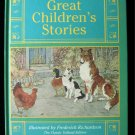 Great Childern's Stories Richardson Classic Volland HC