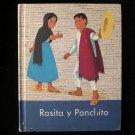 Rosita y Panchito Edna Babcock Cooper Spanish Reader HC