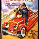 Number 9 The Little Fire Engine Rand McNally Giant Book