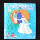 Walt Disney's Cinderella Whitman Wheeler Vintage 1972