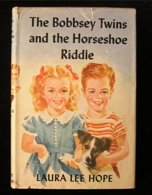 The Bobbsey Twins and the Horseshoe Riddle Hope HCDJ