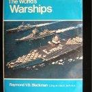 The World's Warships Raymond Blackman Vintage HCDJ 1969