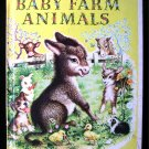 Baby Farm Animals Garth Williams Golden Press Vintage