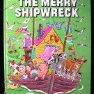 The Merry Shipwreck Georges Duplaix Big Golden Book HC