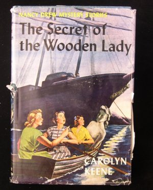 The Secret of the Wooden Lady Nancy Drew Mystery HCDJ