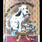 The Dog Who Came to Dinner Sydney Taylor Johnson 1966