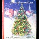 Gabby's Christmas Wish Dockery Maurine Zook Vintage HC