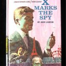 X Marks the Spy Christopher Cool Teen Agent Lancer 1967