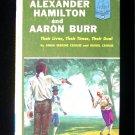Alexander Hamilton and Aaron Burr Landmark #85 Crouse