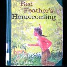 Red Feather's Homecoming Indian Boy Payne Driggs 1963