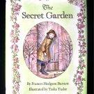 The Secret Garden Tasha Tudor Frances Hodgson Burnett