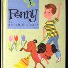 Penny Ruth M. Stringer Tom Cooke Vintage Reader 1962 HC