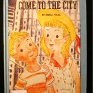 Come to the City Grace Paull Subway Railway Station HC