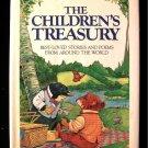 The Children's Treasury Geopfert Stories Poems HC 1987
