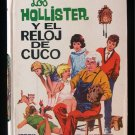 Los Hollister Y El Reloj de Cuco Jerry West Spanish HC
