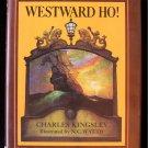 Westward Ho Charles Kingsley N.C. Wyeth Spanish Main HC