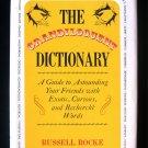 The Grandiloquent Dictionary Astound Your Friends HCDJ