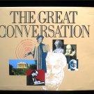 The Great Conversation Books of the Western World HCDJ