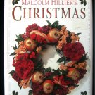 Malcolm Hillier's Christmas Gift Boxes Trees Crafts HC