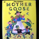 The Golden Mother Goose Provensen 163 Favorites Vintage