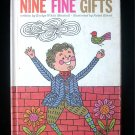 Nine Fine Gifts Evelyn Minshull Naiad Einsel Vintage HC