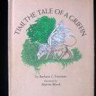 Timi The Tale of a Griffin Freeman Bileck Fantasy HCDJ