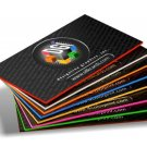 1000 Custom 2 Sided Full Color Business Cards | FREE DESIGN