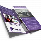 1000 Folded 2 Sided 8.5x11 Full Color Brochures | FREE DESIGN