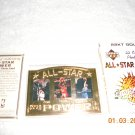 Michael Jordan upper deck All-Star 22kt gold card