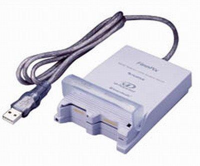Fuji DPC-R1 Memory Adapter SmartMedia Card, XD-Picture Card