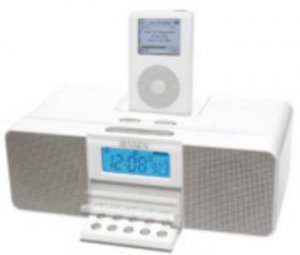 Jensen Universal iPod Docking Music System