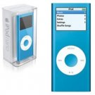 Apple iPod nano 4GB MP3 Player - 1000 Songs 2nd Gen. MA428LL/A (Blue)